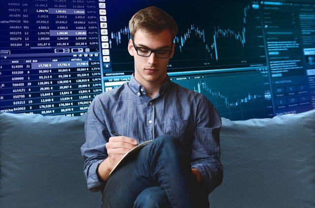trading online lavoro